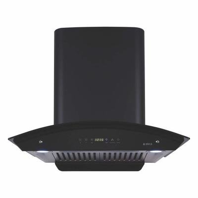 Elica 60 cm 1200 m3/hr Auto Clean Chimney (WD HAC TOUCH BF 60, Touch Control, Black)