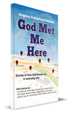 God Met Me Here: Stories of How God Shows up in Everyday Life