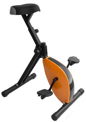 Deskbike Orange/Svart