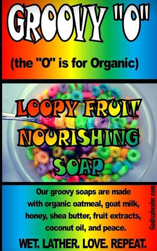 Soap LOOPY FRUIT
