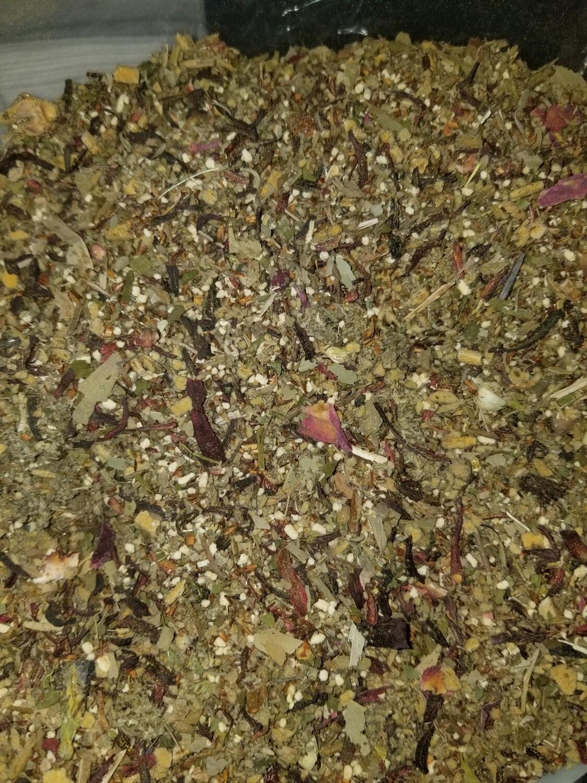 Custom Healing Herbs Tea Brew Preorder 1 Gallon Next Day Pickup