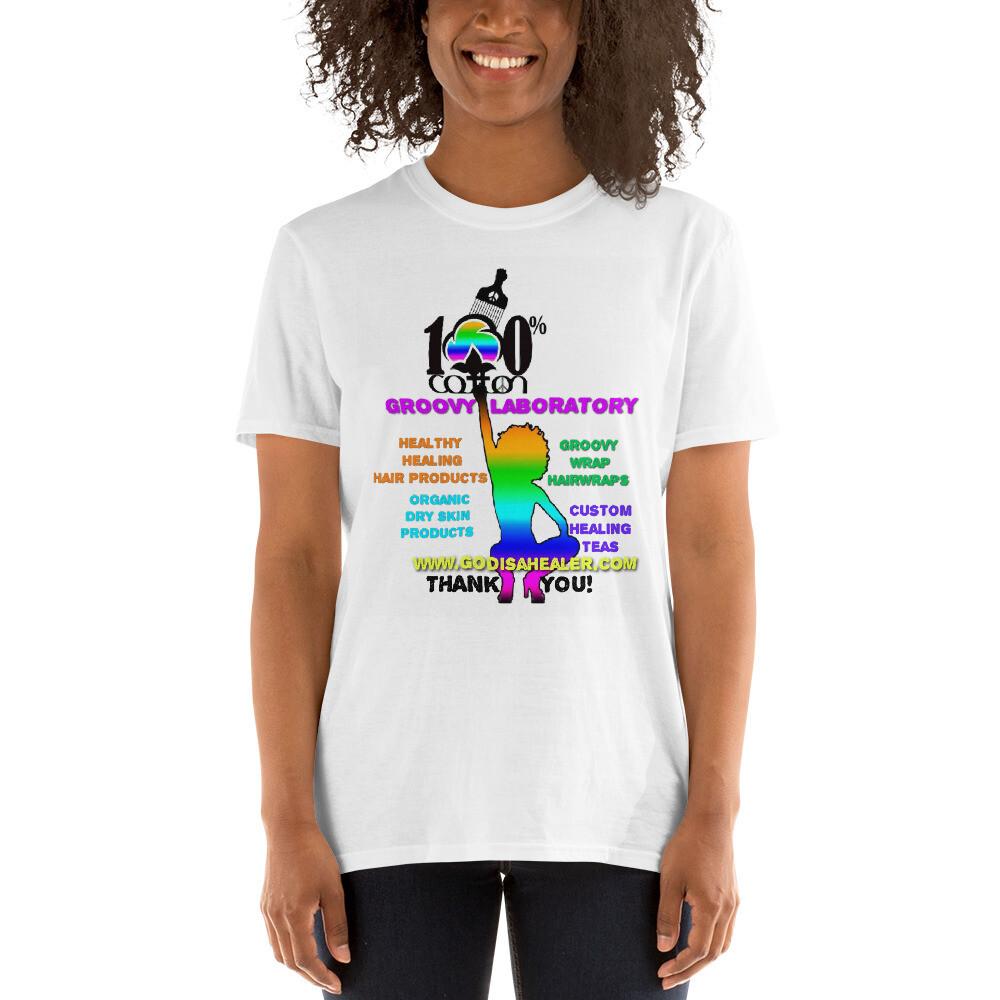 Short-Sleeve Groovy Lab Unisex T-Shirt
