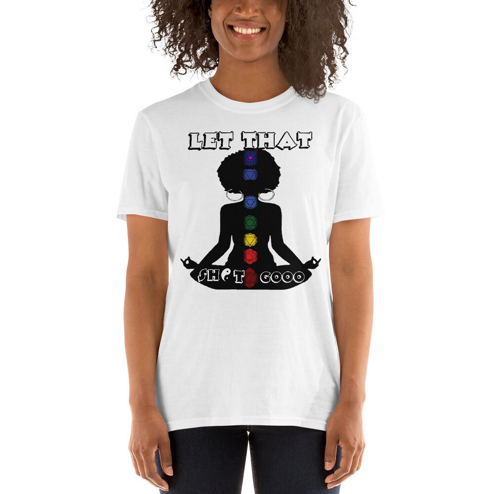 Short-Sleeve Chakra Unisex T-Shirt
