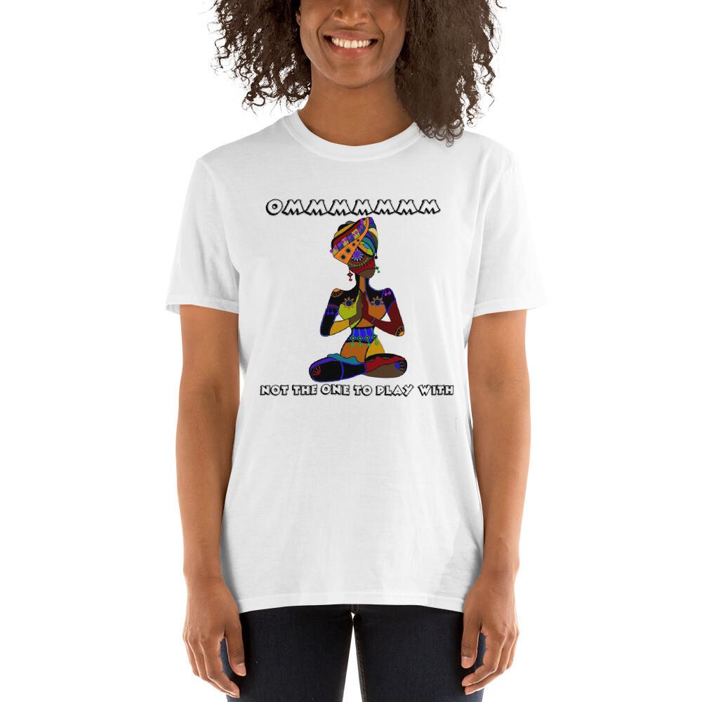Short-Sleeve Yoga Queen Unisex T-Shirt