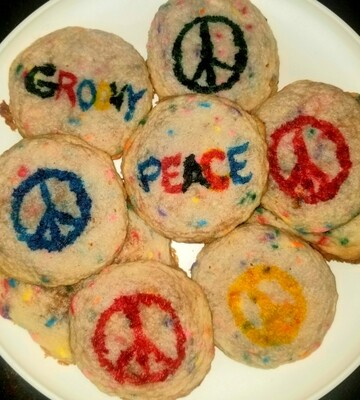 Eddie Bull's Medibles Woodstock Cookie (higher cbd content)
