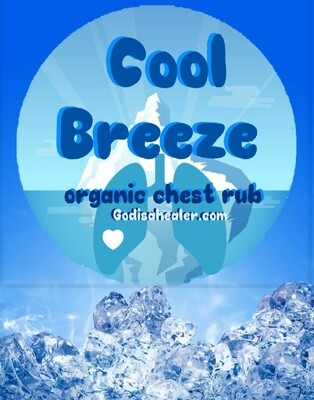 Cool Breeze Chest Rub