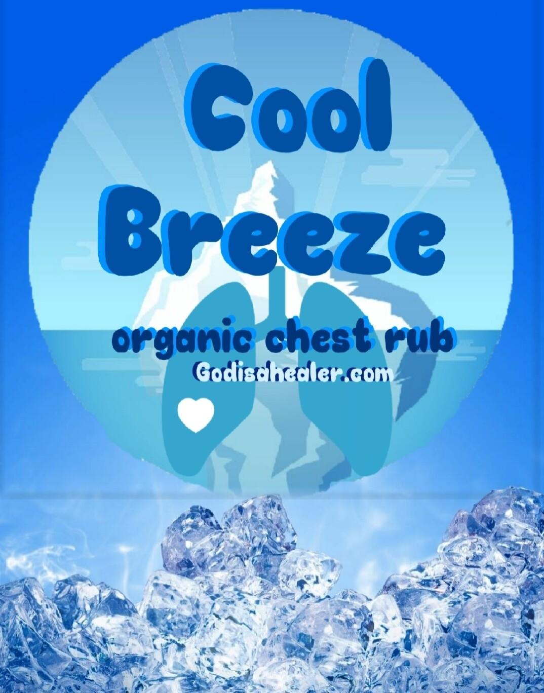Cool Breeze Chest Rub