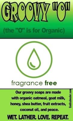 FRAGRANCE FREE Oatmeal Sensitive skin formula.