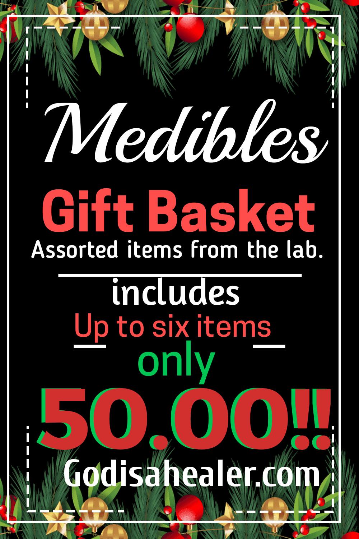 Medibles Gift Basket
