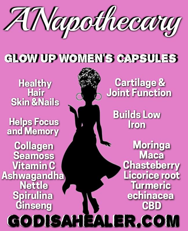 GLOW UP Womens Health (30 capsules)