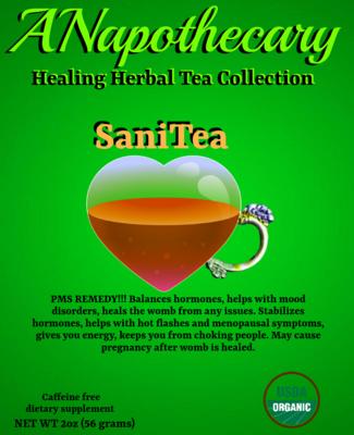 (SaniTea)  One Gallon Tea bag