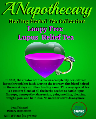 Loopy Free Lupus Relief Tea