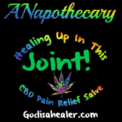 Healing Up In This JOINT! CBD pain relief salve 2oz