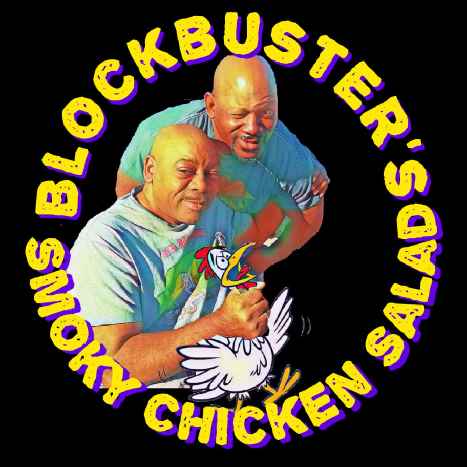 Blockbuster's Smoky Chicken Salad