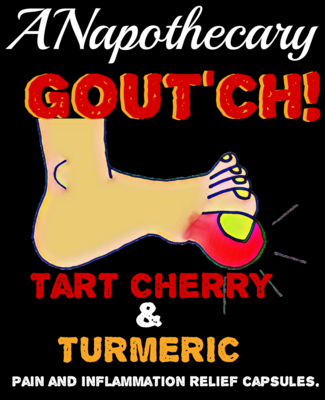 GOUT'CH Pain and inflammation relief 30 capsules