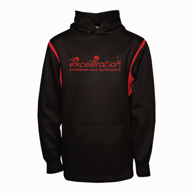 Kid's PTECH® Fleece VarCITY Hooded Sweatshirt