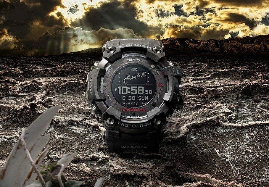 Casio G-Shock GPBR1000