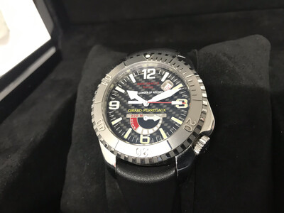 Girard Perregaux Sea Hawk II Limited Edition Oracle America's Cup