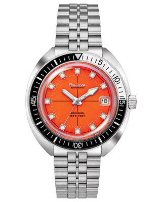 Bulova oceanographer Limited Edition 98C131
