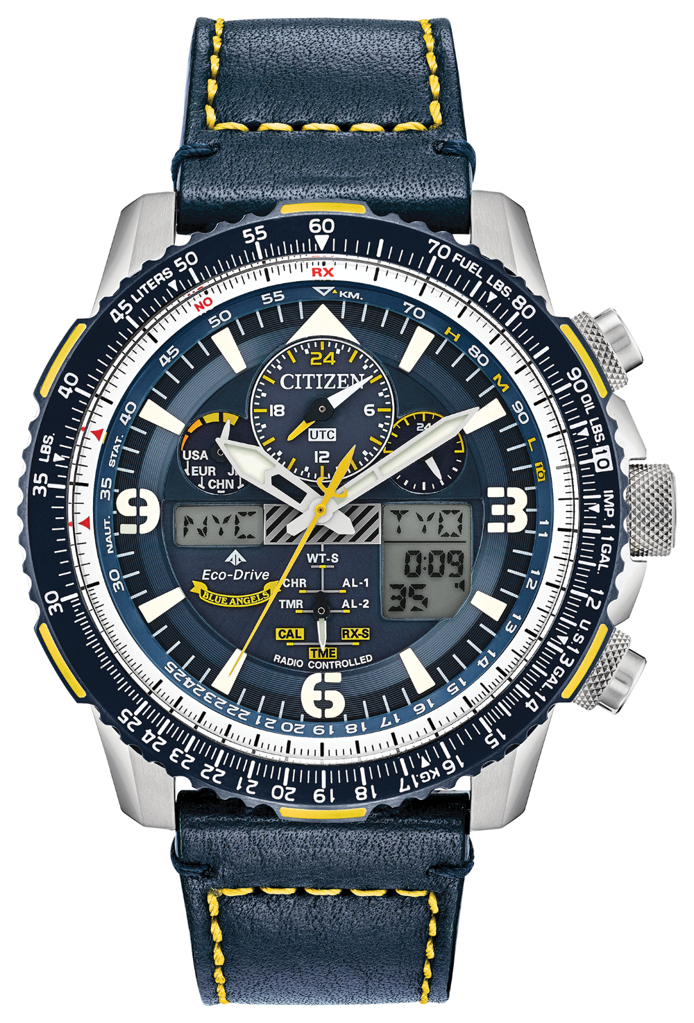 Citizen Promaster Skyhawk A-T Blue Angels