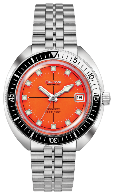 Bulova Oceanographer Limited Edition Automatic