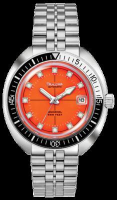Bulova Oceanographer Limited Edition Automatic
