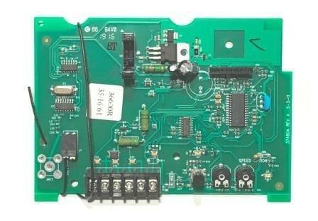 Genie Circuit Board 34019R, Current Board Is, 36600R.S