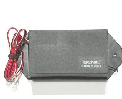 GR390-12 Genie External Receiver With Two Visor Remotes