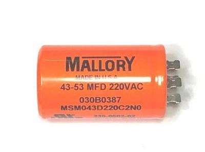 030B387 LiftMaster Capacitor
