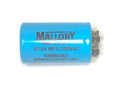 30B363 Motor Capacitor