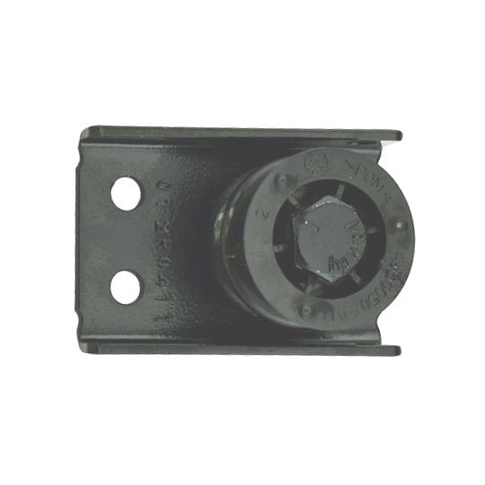 41A3588-1 LiftMaster Black Belt Pulley Bracket