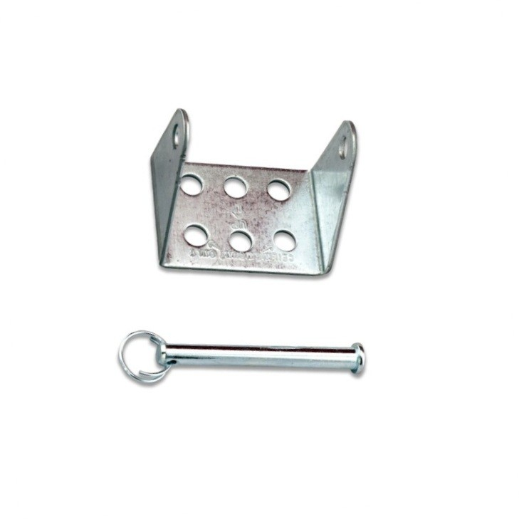 41A4353 T Rail Header Bracket With Pin