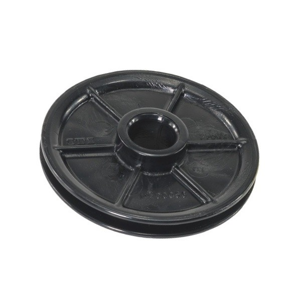 062316 Cable Chain Square Rail Idler Pulley