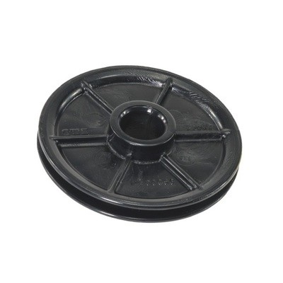 114C56 Cable Chain Square Rail Idler Pulley
