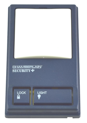 41C0494-2 Chamberlain Wall Control Panel