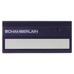 750CB Chamberlain One Button Visor Remote, 390MHz