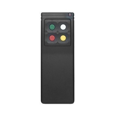 Linear Opener Remote MDT-4A Four Button Visor Remote