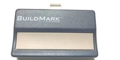 950BM BuildMark Orange Learn Button Visor Remote