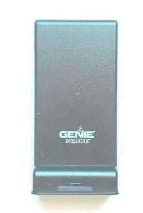 Genie Black Sliding Keypad Cover, With White Genie Intellicode Logo