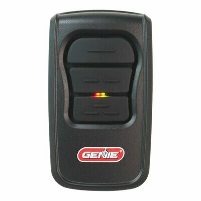 Genie Three Button Intellicode Visor Remote, GM3T
