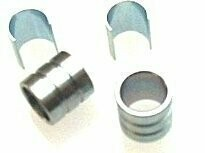 Genie Screw Drive Rail Clip And Collar Set, 19806A04.S, 19807A04.S