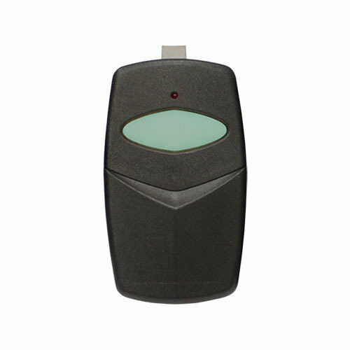 Genie Compatible 12 Switch One Button Visor Remote, 390MHz