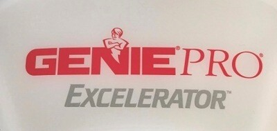 Genie Excelerator PRO Labeled Light Lens Cover