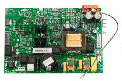 Genie 38877R.S Garage Door Opener Duel Encoder Control Board, (Must Configure Board Before Use)