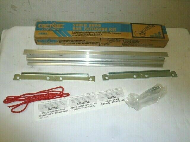 Genie Excelerator Screw Drive Rail Extension Kit GSXL8