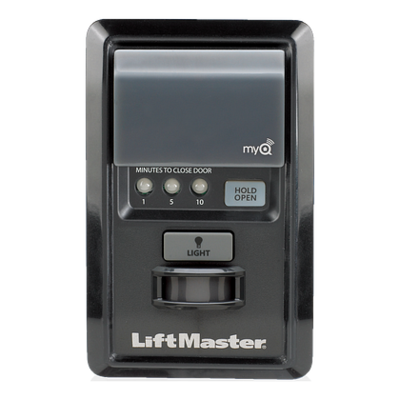 888LM Liftmaster MyQ® Control Panel Is Replaced By The 889LM