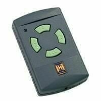 Hormann HSM4 Mini Hand Remote 390 MHz