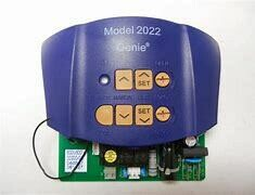 37028C Genie Circuit Board, 2022 Model