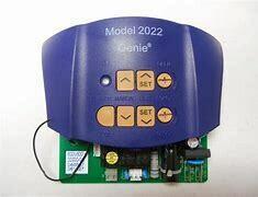 Genie Circuit Board Blue (2022) 37028C, 37028C.S