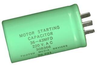 30B366 Chamberlain Capacitor